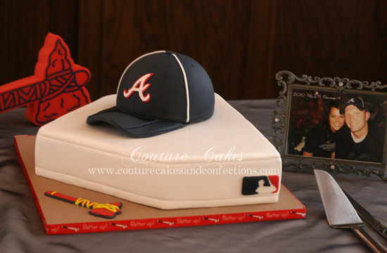 Stapp Wedding grooms cake pic1